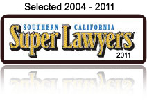 Southern California Super Lawyers 2009